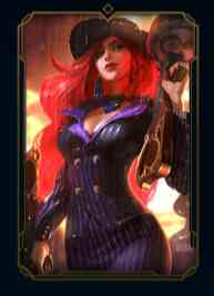 Miss Fortune Thế Giới Ngầm